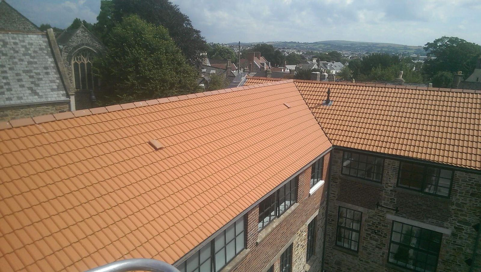 Djt Roofing Domestic Commercial Roofing Services In Barnstaple